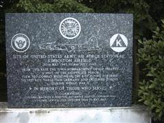 Airfield Marker Stone 1