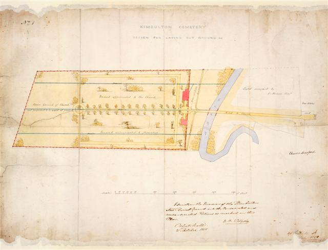 Cemeterylayoutplan1858